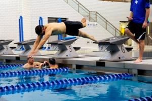 Smith, Martin diving